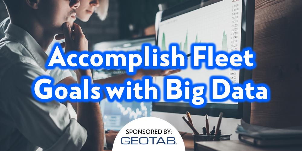 Big Data Insights – Big Fleet Evolution, Pt. 1