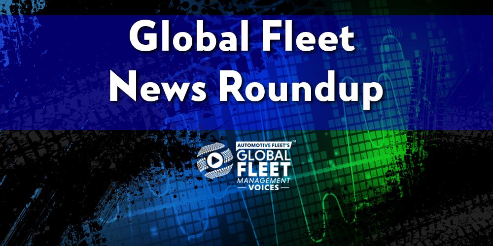 Global Fleet News Roundup for 10.15.21