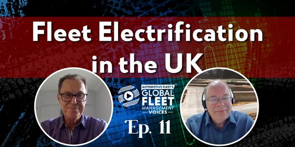 Fleet Electrification in the UK