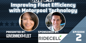 Improving Fleet Efficiency with Motorpool Technology