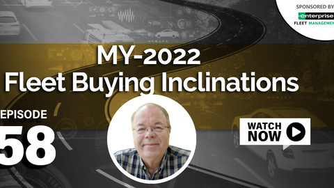 Forecast of MY-2022 Fleet Buying Inclinations