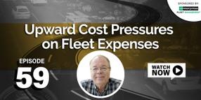 Upward Cost Pressures on Fleet Expenses