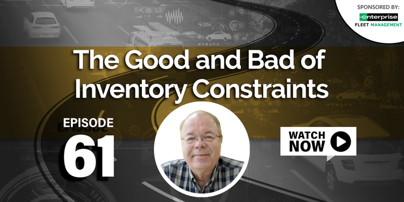 The Good and Bad of Inventory Constraints