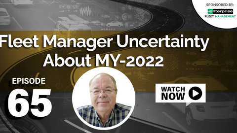 Fleet Manager Uncertainty About MY-2022