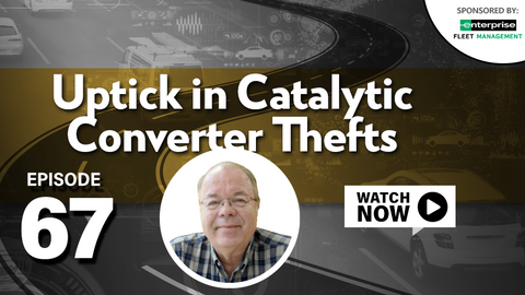 Uptick in Catalytic Converter Thefts