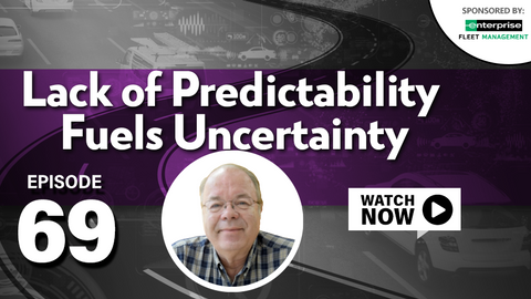 Lack of Predictability Fuels Uncertainty