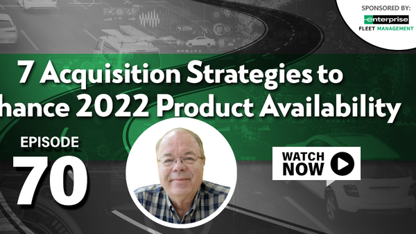 7 Acquisition Strategies to Enhance 2022 Product Availability