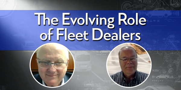 The Evolving Role of Fleet Dealers