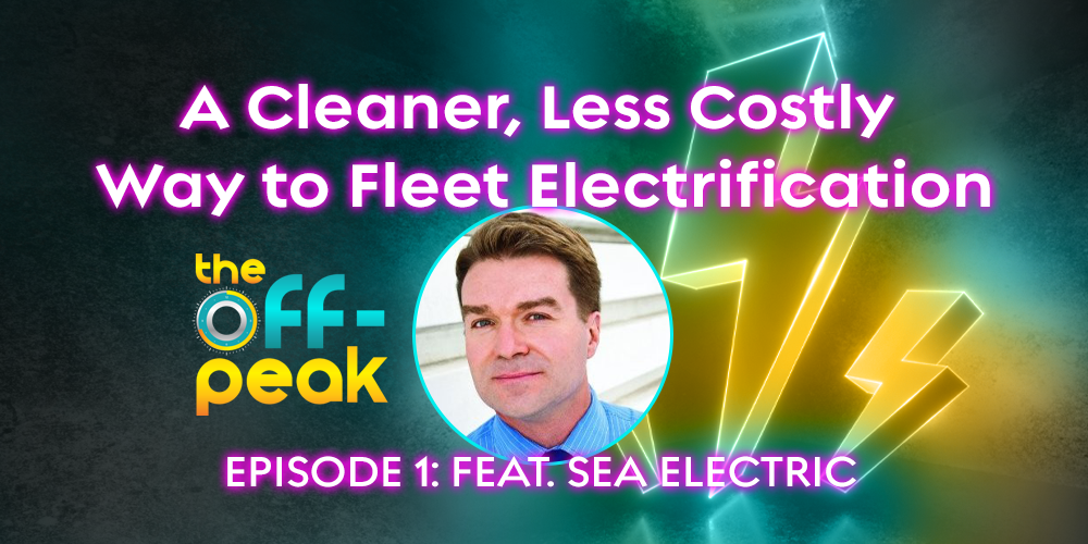 A Cleaner, Less Costly Way to Fleet Electrification
