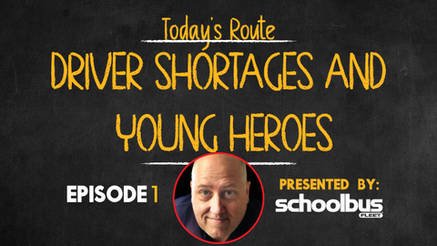 The Route: Driver Shortages and Young Heroes