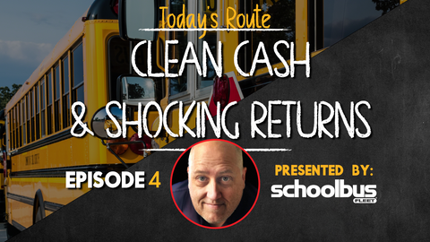 Clean Cash and Shocking Returns