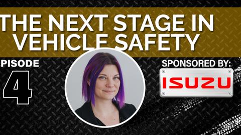 Driving Fleet Safety with Isuzu
