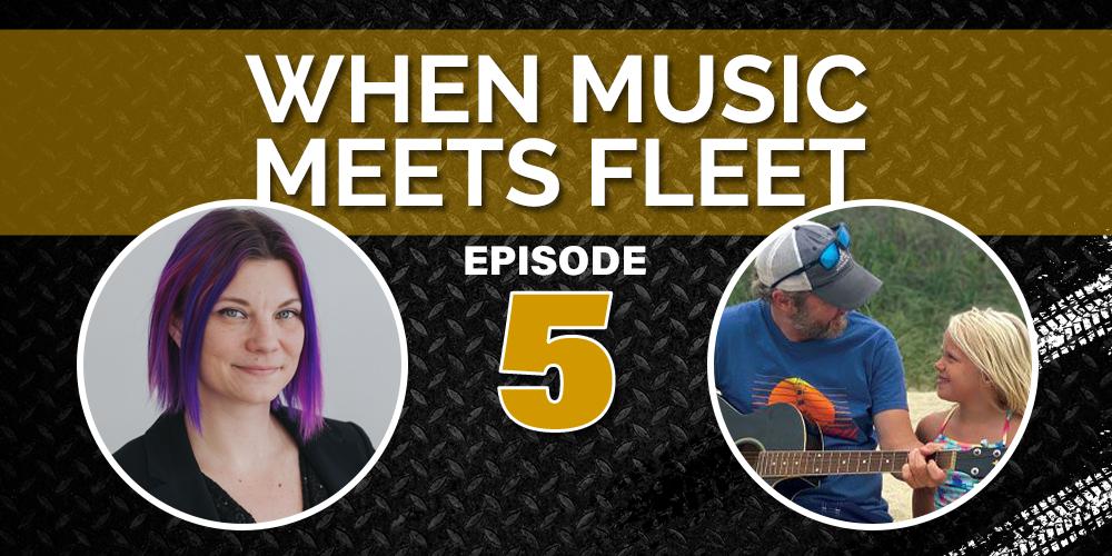 Faces of Fleet: The Music of Jamie Trent