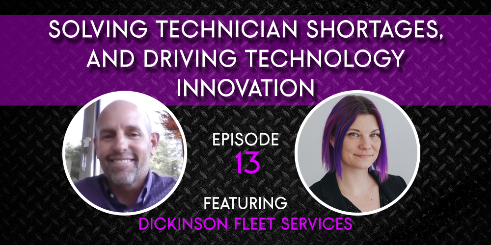 Solving Technician Shortages, and Driving Technology Innovation