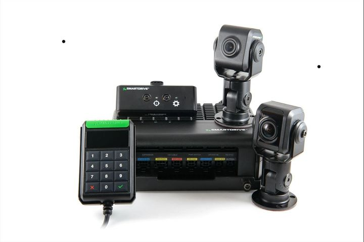 Smart video technology is smart enough to distinguish when a behavior is truly positive or negative.   - Photo: SmartDrive