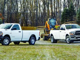 Celebrating a Decade of Ram Trucks