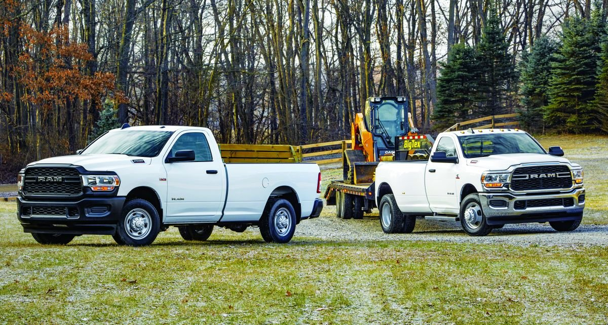 Celebrating a Decade of Ram Trucks