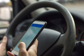 Battling Distracted Driving