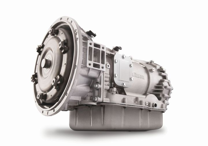 Allison 9-Speed - Photo: Allison Transmission