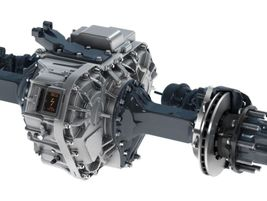 Allison Transmission's AXE Series is an e-axle system for medium- and heavy-duty trucks. A fully...