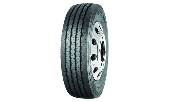 BFGoodrich Route Control Tires - Photo: BFGoodrich