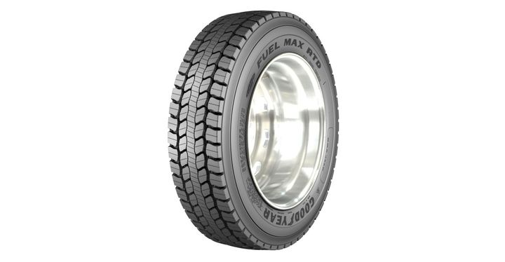 Goodyear Fuel Max RTD ULT Tire - Photo: Goodyear