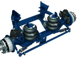 The SL13K steerable lift axle suspension serves as Hendrickson's most popular rated capacity....