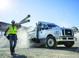 When looking at whether gasoline or diesel is the best option for your fleet, Ford noted that maintenance for diesel models can be more costly, specialized, and complex.
