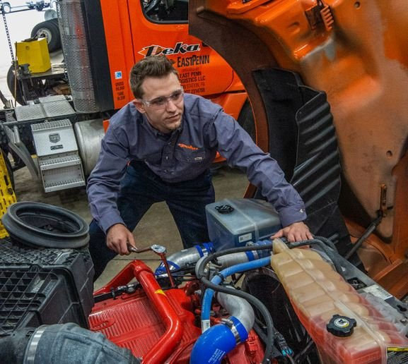 Ensuring your trucks are powered by the right battery can go a long way toward keeping drivers happy and trucks working.  - Photo: East Penn Manufacturing Co.
