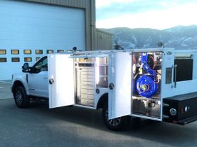 Boorman Farms Brothers Build Ultimate Service Truck