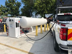 Propane Autogas and Permitting Needs