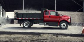 2020 Medium-Duty Truck of the Year: Ford F-650