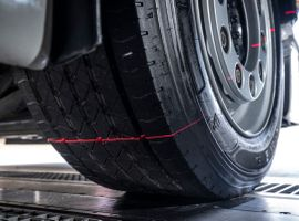 When considering a tire, factors such as miles to removal, durability, traction, fuel efficiency, and retreadability should be considered.