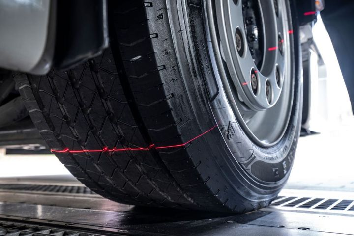 When considering a tire, factors such as miles to removal, durability, traction, fuel efficiency, and retreadability should be considered. -