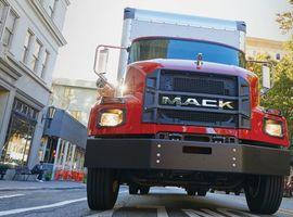 Mack MD系列还配备了Geotab Go,并提供一年的保修服务,有助于最大限度地延长正常运行时间
