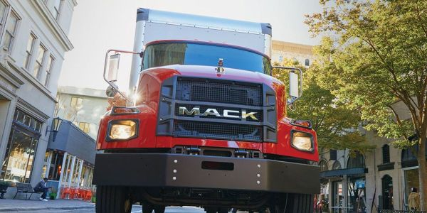 The Mack MD Series is also equipped with Geotab Go with one year of included service, which...