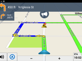 Optimize Routes & Digitize Maps for Enhanced Driver Safety