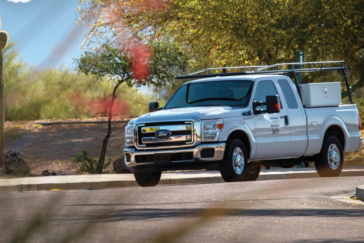 Propane autogas fleet operators who apply for the tax credit will be able to claim a credit for every gasoline gallon equivalent of propane autogas purchased, or about 37 cents per gallon. - Photo: PERC