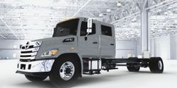 Equipped with the Hino J08 8.0L diesel engine, the L series offers fleets 