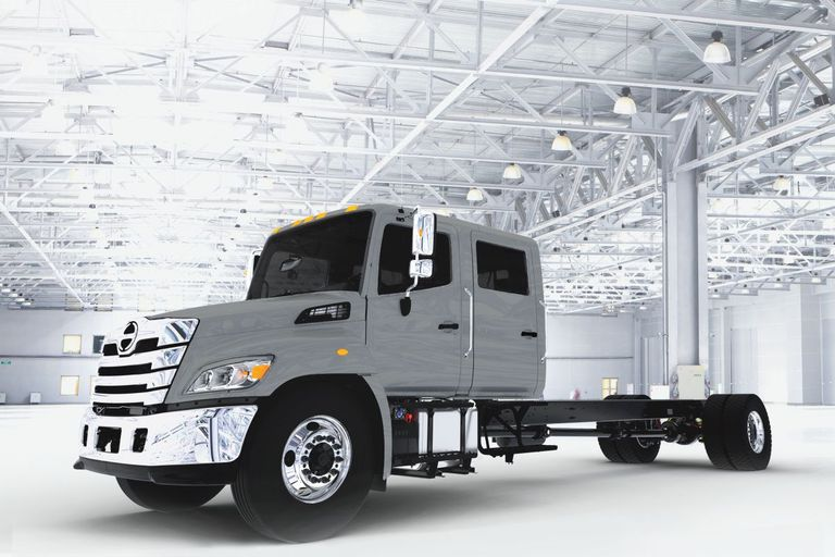 Equipped with the Hino J08 8.0L diesel engine, the L seriesoffers fleets  dependability.