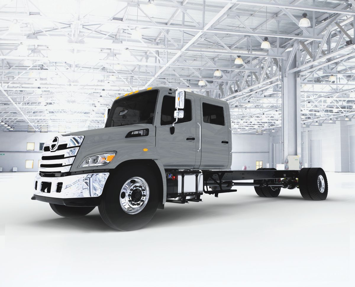 Hino L Series: Re-Engineered for Comfort, Safety, and Versatility