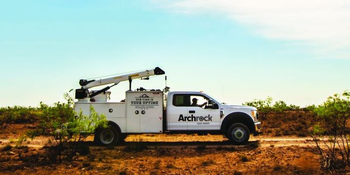 It's essential that vehicles are throughougly maintained an that a fleet manager understands any safety gaps in their operation. - Photo: Archrock Services
