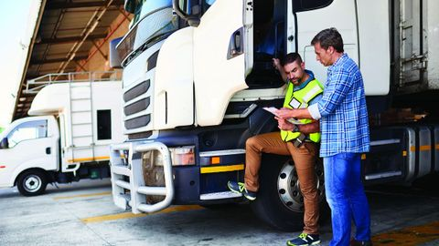 Fleet operators should be as proactive as possible to reduce the administrative burden for their...