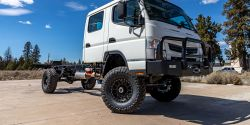 The dual cab model provides the capability and people capacity needed to get teams where they need to be safely and comfortably.