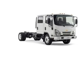 The medium-duty Chevrolet Low Cab Forward is available in 3500 & 4500, 4500 HD & 4500 XD, and...