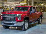 Chevrolet Silverado 2500HD/3500HD