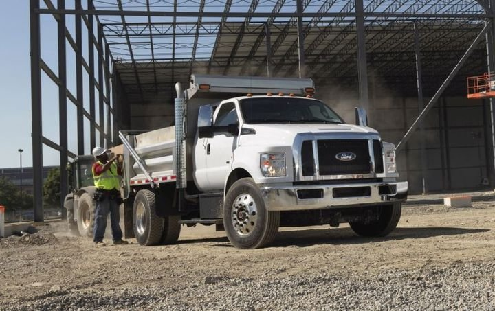Ford F-650 & F-750 - Photo: Ford