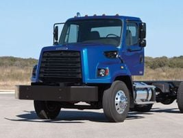 Multiple power take-off (PTO) options are available on the Freightliner 108SD. The trucks...