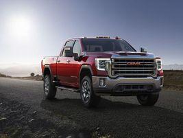 GMC Sierra 2500HD/3500HD    The GMC Sierra 2500HD and 3500HD truck models are powered by the...