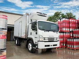 The Isuzu FTR was designed for the urban environment and fits numerous applications across many...
